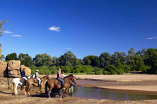 South Africa-Waterberg/Mashatu-African Explorer Horse Safari