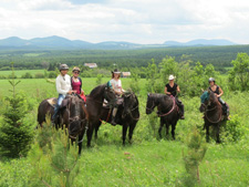 Canada-Quebec-Cattle & Trail Adventure