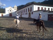 Colombia-Andean-Villa de Leyva Trail Ride