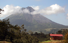 Arenal Volcano & Waterfall Horse Journeys
