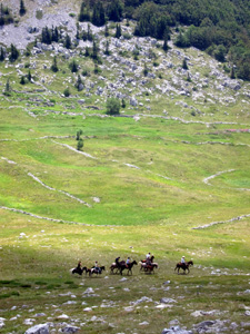 Croatia-Velebit Nature Park-Cowboy Wilderness Adventure
