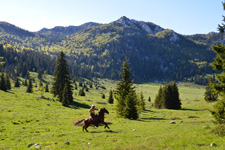 Croatia-Velebit Nature Park-Cowboy Eco Retreat