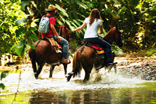 Costa Rica-Caribbean Coast-Caribbean Border Trail Adventure