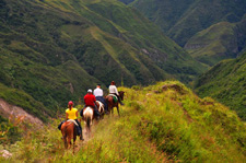 Ecuador-Highlands Riding Tours-Secrets of the Andes Ride