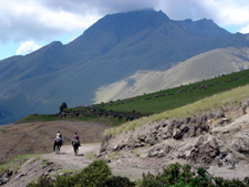 Ecuador-Highlands Riding Tours-Colonial Hacienda and Inca Trail
