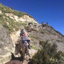 Ecuador-Highlands Riding Tours-Quilotoa Loop Ride