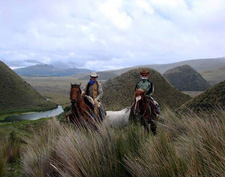 Ecuador-Highlands Riding Tours-Volcano Cotopaxi Adventure