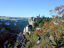France-Midi Pyrenees-Ride to Rocamadour