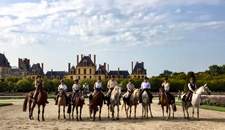Ile-de-France Ride to Versailles