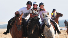 Riding Clinic in Southwestern France