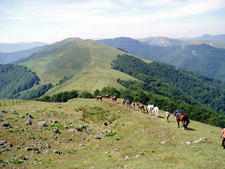 France-Pays Basque-Pyrenees Border Trail