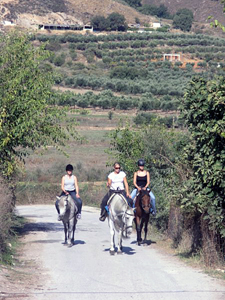 Greece-Crete West Coast-Crete Coastal Riding Holiday