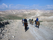 Israel-South-Judean Desert to the Dead Sea Ride