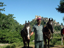 Mewar Riding Safari in Rajasthan