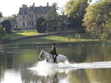 Castle Leslie Equestrian Escape