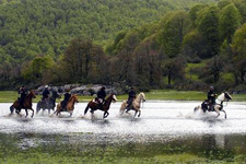 Nature Park Rides in Abruzzo and Majella