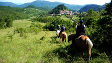 Western Riding in Isernia