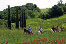On Etruscan Trails in Tuscany