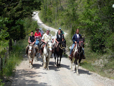 Italy-Tuscany-Relaxed Tuscan Ride & Cooking Classes