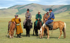 Mongolia-Khan Khentii-Big Sky Trail