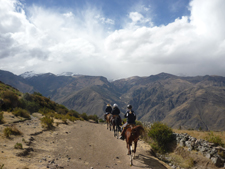 Colca Valley and Canyon Ride