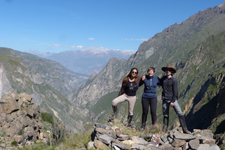 Peru-Arequipa-Colca Valley and Canyon Ride