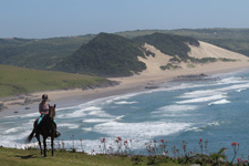 South Africa-Wild Coast-Surf and Turf Beach Trails