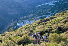 Rides in the Sierra Nevada of Southern Spain