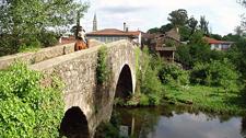 Spain-Galicia-Pilgrimage Route to Santiago de Compostella