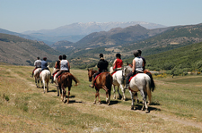 Spain-Central Spain-Kingdom of Castile Ride - across the Gredos Mountains