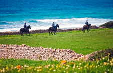 Spain-Mallorca/Menorca-Menorca Explorer on Horseback