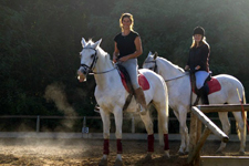 Italy-Tuscany-Dressage and Trail in Tuscany