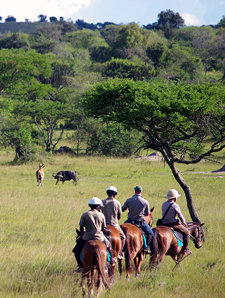 On Horseback in Uganda with Hidden Trails