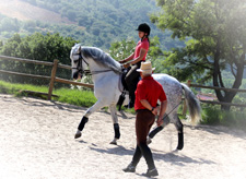 Portugal-Lisbon Area-Lusitano Riding Centre Alcainca Program B
