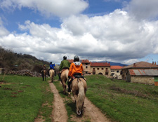 Spain-Central Spain-El Cid Arlanza Valley Ride
