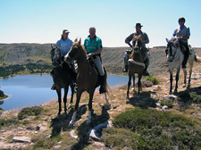 Spain-Central Spain-Black Lagoon of Soria Ride