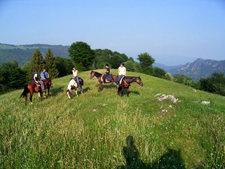 Italy-Northern Italy-Lago di Garda Riding Holidays