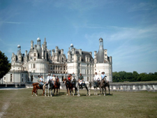 France-Loire-Castles of the Loire