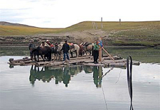 Mongolia-Hovsgol-Trails of the Tsaatan Nomads