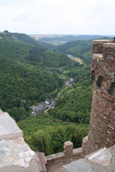 Germany-Mosel-Knights of Mosel Castle Ride