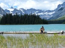Canada-Alberta-Canadian Rockies Trail Ride