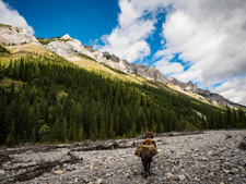 Canada-Alberta-Banff - Wilderness Tenting Ride ... & Banff - Wilderness Tenting Ride - on horseback with Hidden Trails ...