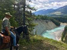 Canada-Alberta-Great Divide Ride