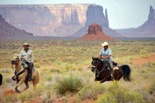 USA-Arizona-Trails of the Ancient - Valley of Gods to Monument Valley