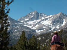 USA-California-Pacific Crest Trail - High Sierras Wilderness