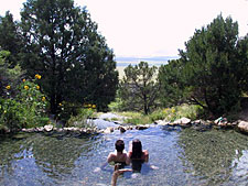 USA-Colorado-Natural Hot Springs Adventure