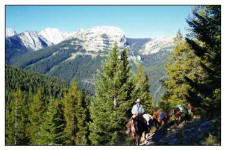 USA-Montana-Bob Marshall Wilderness Pack Trips