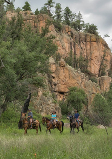 USA-New Mexico-Southwest Pack Trips