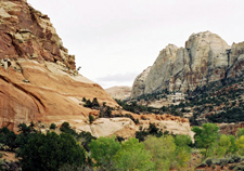 USA-Utah-Colorado Plateau - Capitol Reef Ride