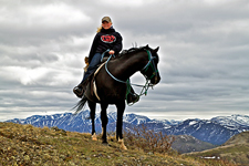 Canada-Yukon-Yukon Wilderness Horseback Expedition